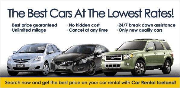 Car Rental Companies In Reykjavik Airport